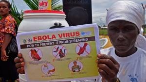 оон, лихорадка эбола