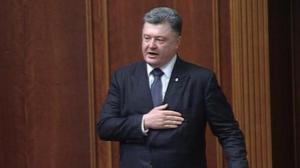 порошенко, политика,  общество, ляшко, верховная рада, гимн