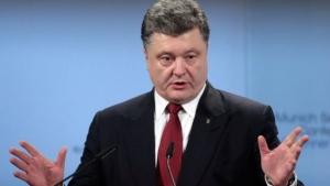 Порошенко, архиепископ УГКЦ Шевчук, второй фронт, защита государства, мир в Украине