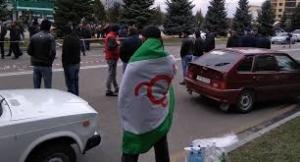 Ингушетия, новости, протесты, Магас, передача земли Чечне, видео,