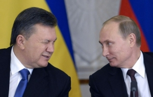 Россия, политика, Путин, Песков, Янукович, Азаров