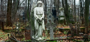 кладбище, бердичев, обожженный парень, происшествия, Украина