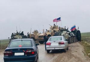 Российская армия, сирия, война, россия, алеппо, видео, патруль США