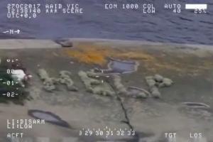 кораблекрушение, лодка, росиянин, видео, швеция, спасатели, необитаемый остров