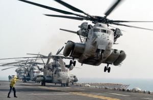 Военный вертолет CH-53, армия США, Япония, новости США, КНДР