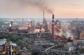 Промышленность, Донбасс, производство, спад, ДНР, Донецк