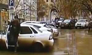 Немцов, убийство, камеры наблюдения, киллеры, автомобиль Лада-Приора