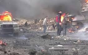 сирия, дэйр-эз-зор, игил, взрыв, теракт, погибшие