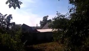 новоазовск, юго-восток украины, днр, происшествия, град, обстрел, армия украины, новости украины