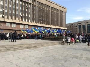 льготники, всеукраинская акция, запорожье