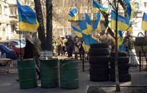"""украина, киев, бойцы ато, митинг, главный военный прокурор. требование отставки, анатолий матиос, батальон """"айдар"""""""