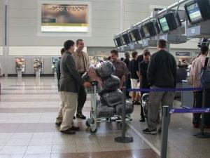 аэропорт, чехия, эбола