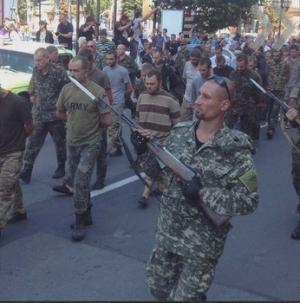 ДНР, заложники, АТО, восточная Украина, Донбасс