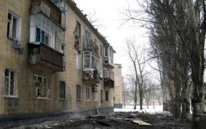 макеевка, авдеевка, донецк, сводка разрушения, восток украины, донбасс, происшествия, обстрел
