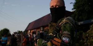 АТО, терроризм, Макеевка, ДНР, восток Украины, общество, видео, Пасха