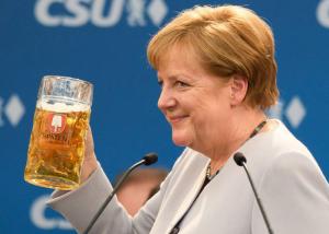 выборы в Германии, Ангела Меркель, Пушков