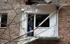 Донецк, бои, звуки, залпы, падения, жители, разрушения, АТО, Авдеевка, Пески