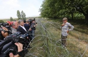 визит Порошенко в Грузию, заявление Порошенко, общий агрессор Грузии и Украины
