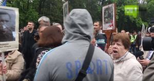 Украина, Харьков, 9 мая, Активисты, День победы.
