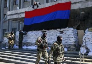Славянск, терроризм, Донбасс, Донецкая область, освобождение города, полиция, пособники оккупантов