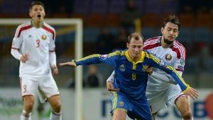 сборная украины по футболу, сборная беларуси по футболу, новости футбола, футбол, евро-2016, турнирная таблица