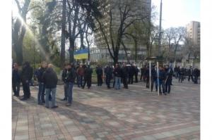митинги, шахтеры, киев, беспорядки, протесты, украина, демчишин, рада, кабмин,