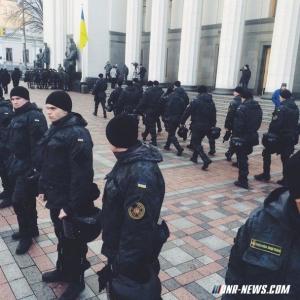 Украина, Киев, митинг, Верховная Рада, политика, экономика, общество