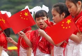 Китай, политика, Коммунистическая партия, дети, общество