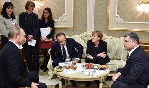 нормандская четверка, переговоры в минске, новости беларуси, политика, владимир путин, петр порошенко, ангела меркель, франсуа олланд