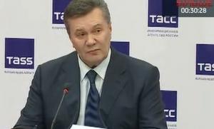 Украина, политика, общество, Янукович, Беркут, Небесная сотня, расстрел Небесной сотни, пресс-конференция Януковича в Ростове