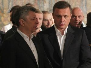 Украина, Политика, Оппозиционный блок, Оппоблок, Бойко, Вилкул, Левочкин.