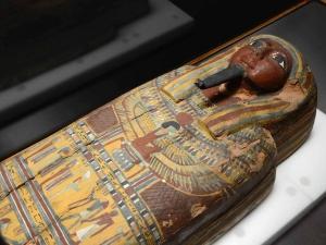 Египет, Австралия, музей, мумия, открытие, останки, фото, кадры
