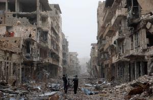 Башар Асад, Сирия, Война, США, Россия, Свободная Сирийская Армия