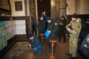 сумы, украина, взрыв, полиция, томос, рпц, криминал