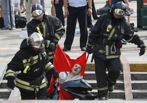 Москва, происшествия, метро