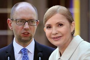 тимошенко, верховная рада, яценюк, политика