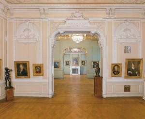 украина, киев, киевский музей русского искусства, квест