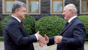 Украина, Беларусь, Политика, Переговоры, Президент, Порошенко, Лукашенко.