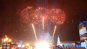 Алексей Резников, киевсовет, киев, новости украины, салют и фейерверк, новогодние праздники