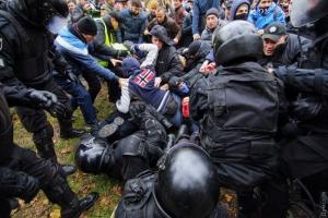 одесса, полиция, столкновения, драка, происшествия, головин