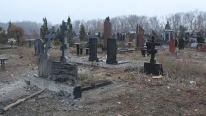 приходько, донецк, донбасс, кладбища