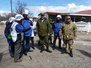 обсе, конфликт, восток Украины, донбасс, политика, обстрелы, война, нарушения, минские соглашения, артиллерия, широкино, донецкий аэропорт