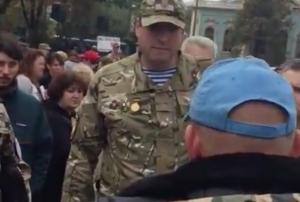 владимир рубан, ато, армия украины, плен, освобождение пленных, донбасс, днр