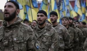 батальон азов, перемирие, новости украины