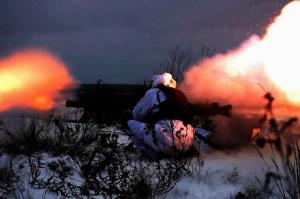 всу, оос, донецк, макеевка, бой, артиллерия, обстрелы, эскалация