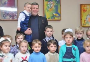 Александр Захарченко, главарь ДНР, боевики, террористы, Макеевка. детсад Сказка, соцсети,новости Донбасса, Украина