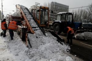 новости, Украина, Донбасс, Донецк, снегопад, ЧП, кадры, фото, видео, соцсети