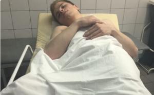 Александр Турковский, Навальный, происшествие