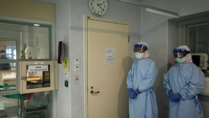 эбола, лихорадка эбола, медицина