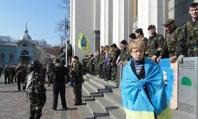 Верховная Рада, Нацгвардия, Киев, батальон, ратификация